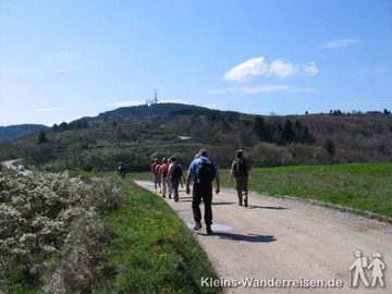 Toskana Wanderung in den Monti del Chianti