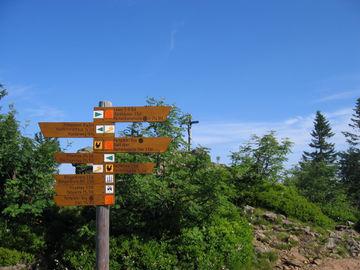 Ungeführte Wanderreise im Bayrischen und Oberfpälzer Wald - Goldsteig - 4707