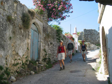Wandern auf Kreta - geführte Wandertour mit Gepäcktransport - 013