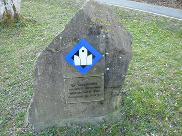 Wandern ohne Gepäck - Bergischer Panoramasteig -  kreuzkirche-wiedenest