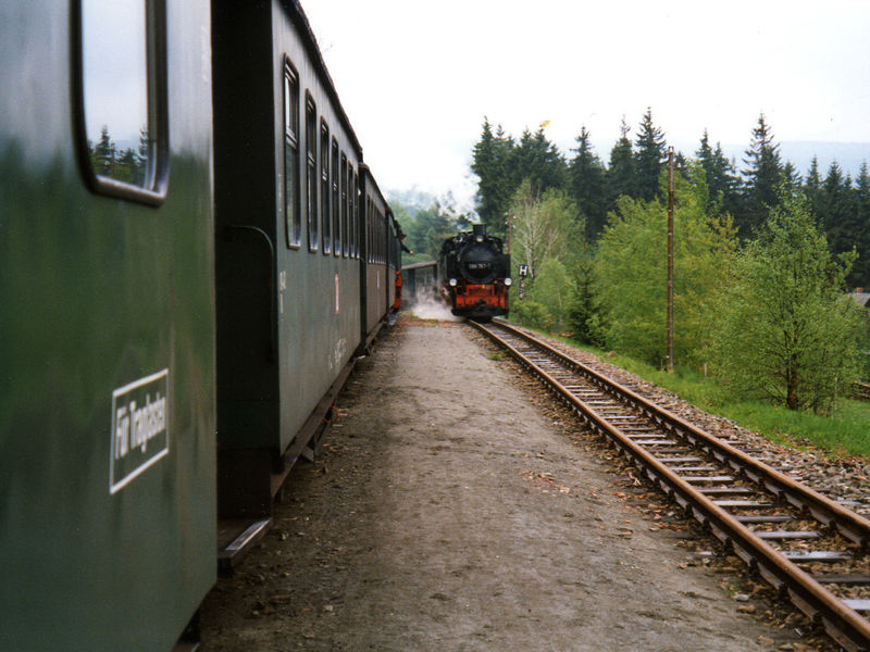 Erlebnisreiche Wanderung durch das Erzgebirge - bimmelbahn-oberwiesenthal