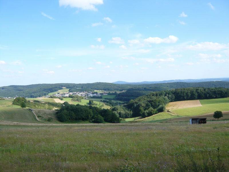 Genussvolles Wandern im waldreichen Naturpark Lahn-Dill-Bergland -  (4)