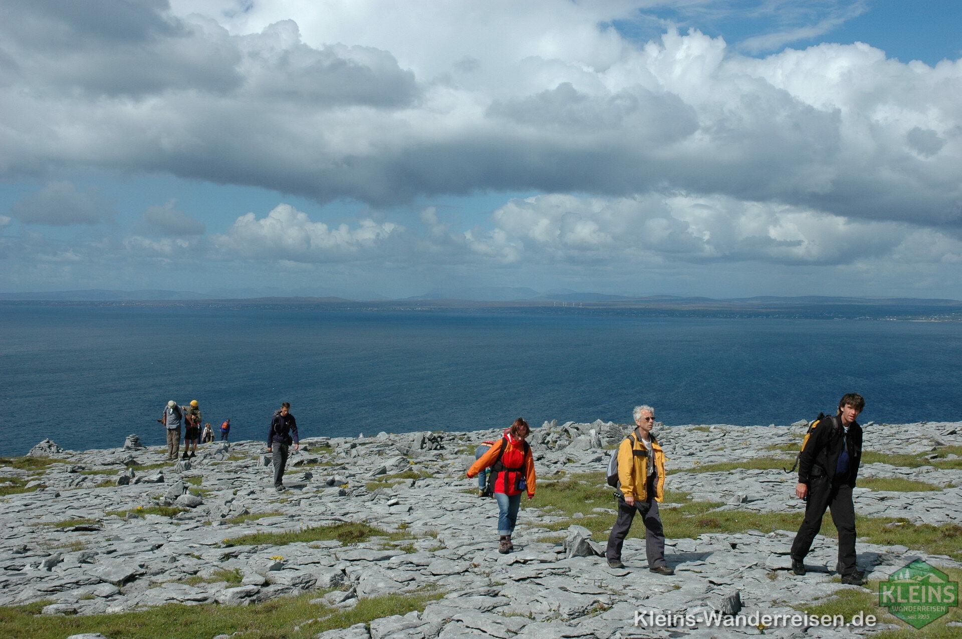 wanderreise irland wandern ohne gep228ck in irland