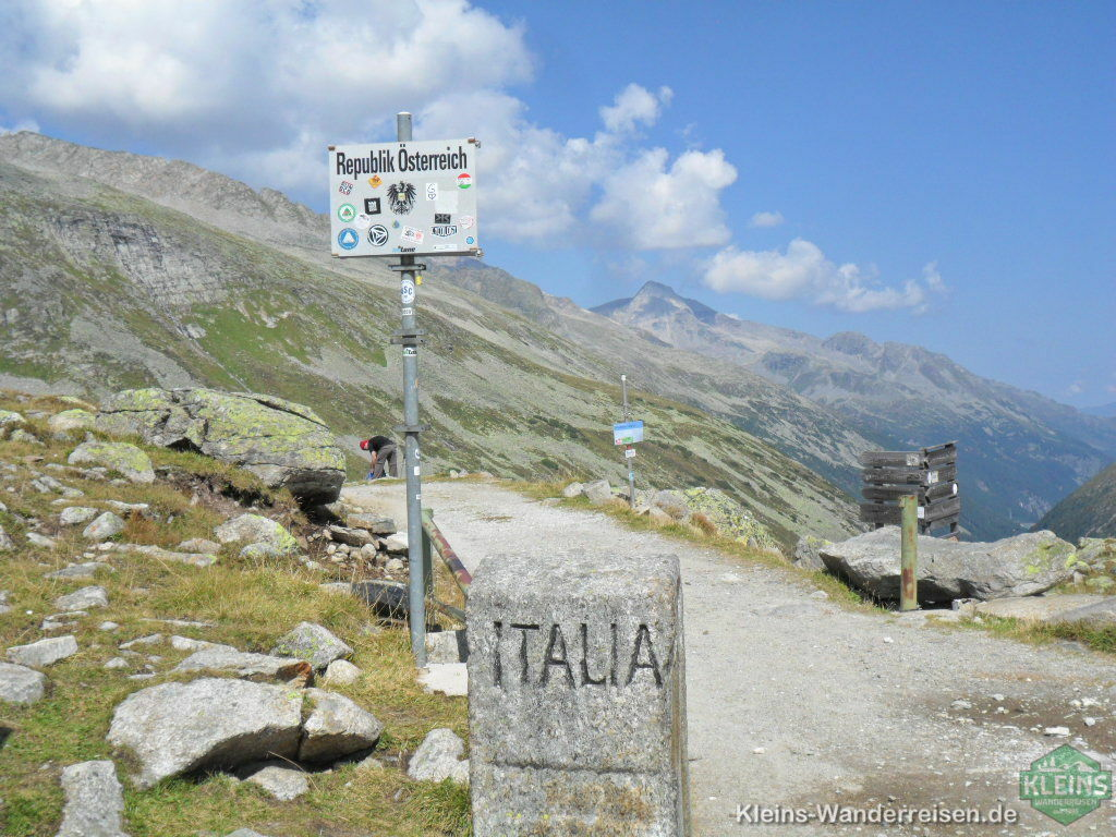 Crossing The Alps From Germany To Italy 2